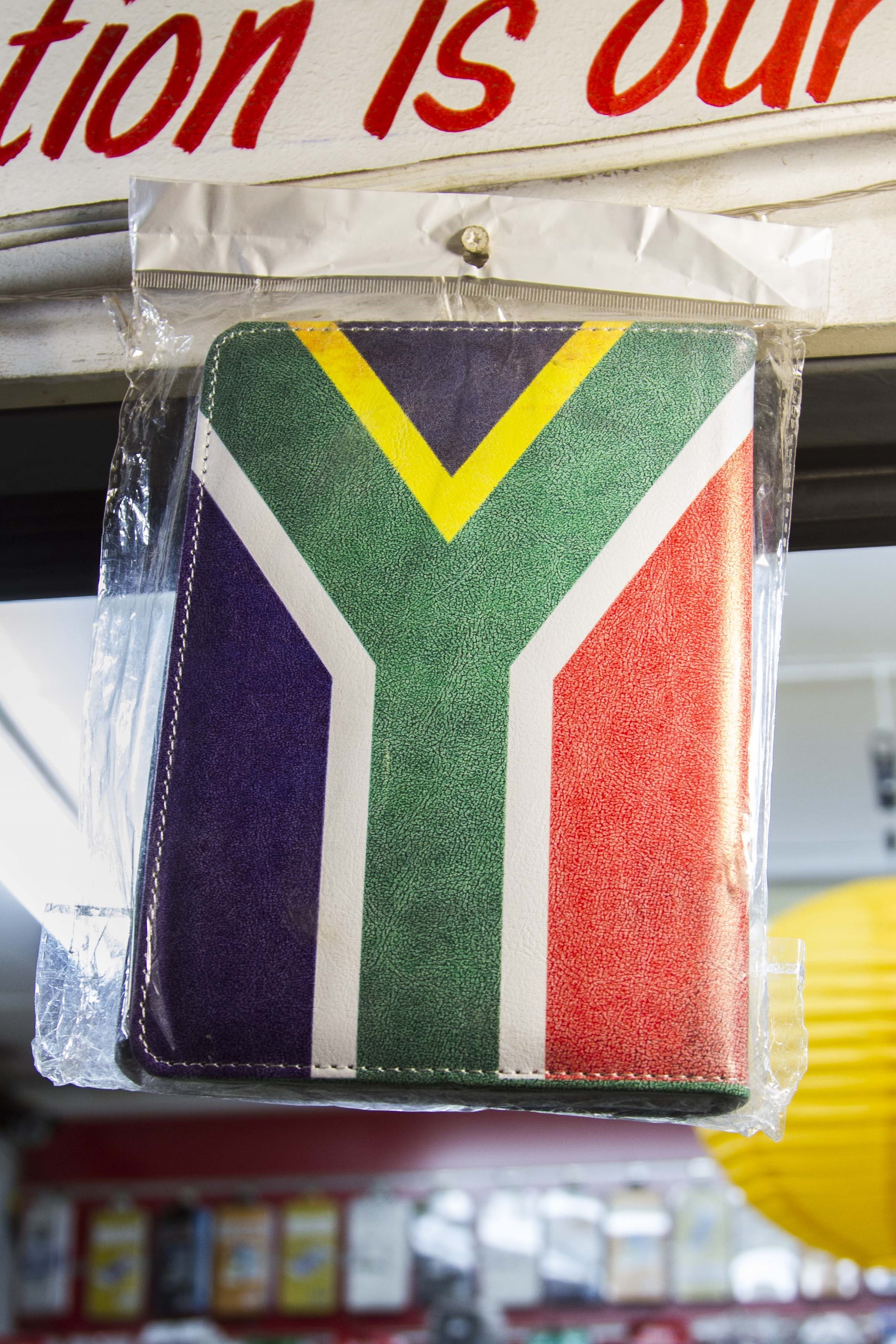 Montana Family Market_UAE Cellworld_South African flag tablet cover