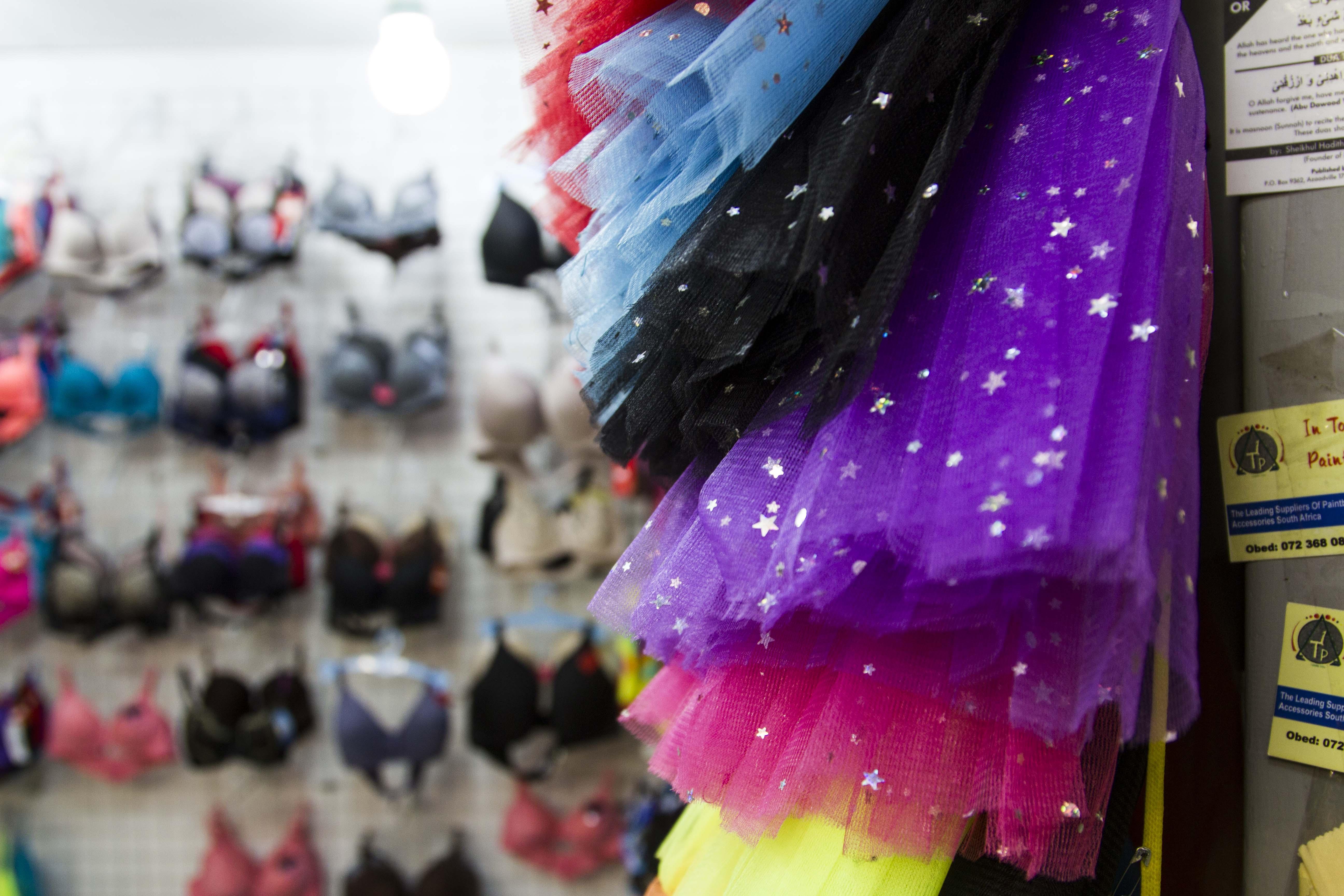 Montana Family Market_Naveed Fashion House_sparkly and colorful tutus