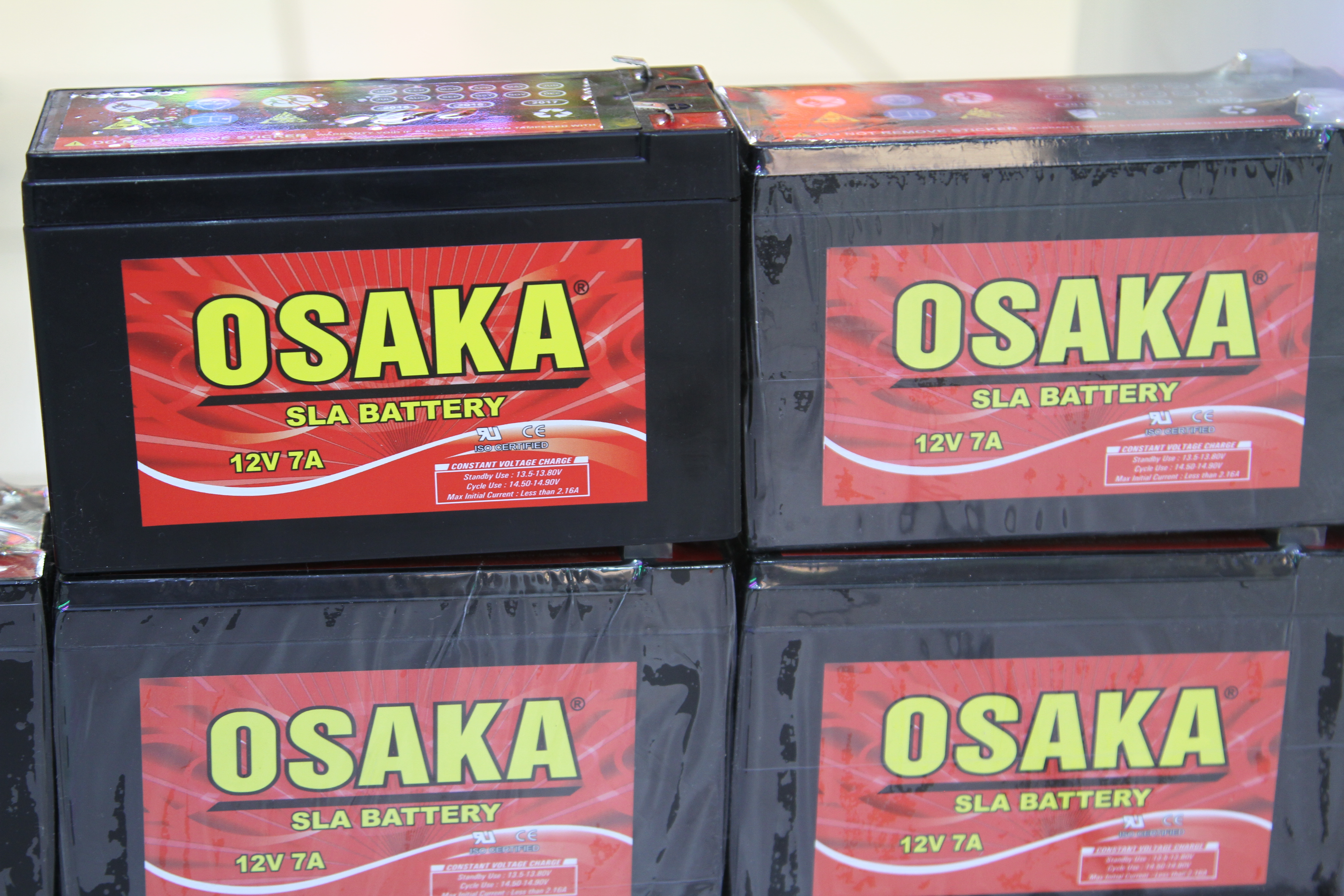Montana Family Market_Ayan and Hanan Trader_12 volt rechargeable battery