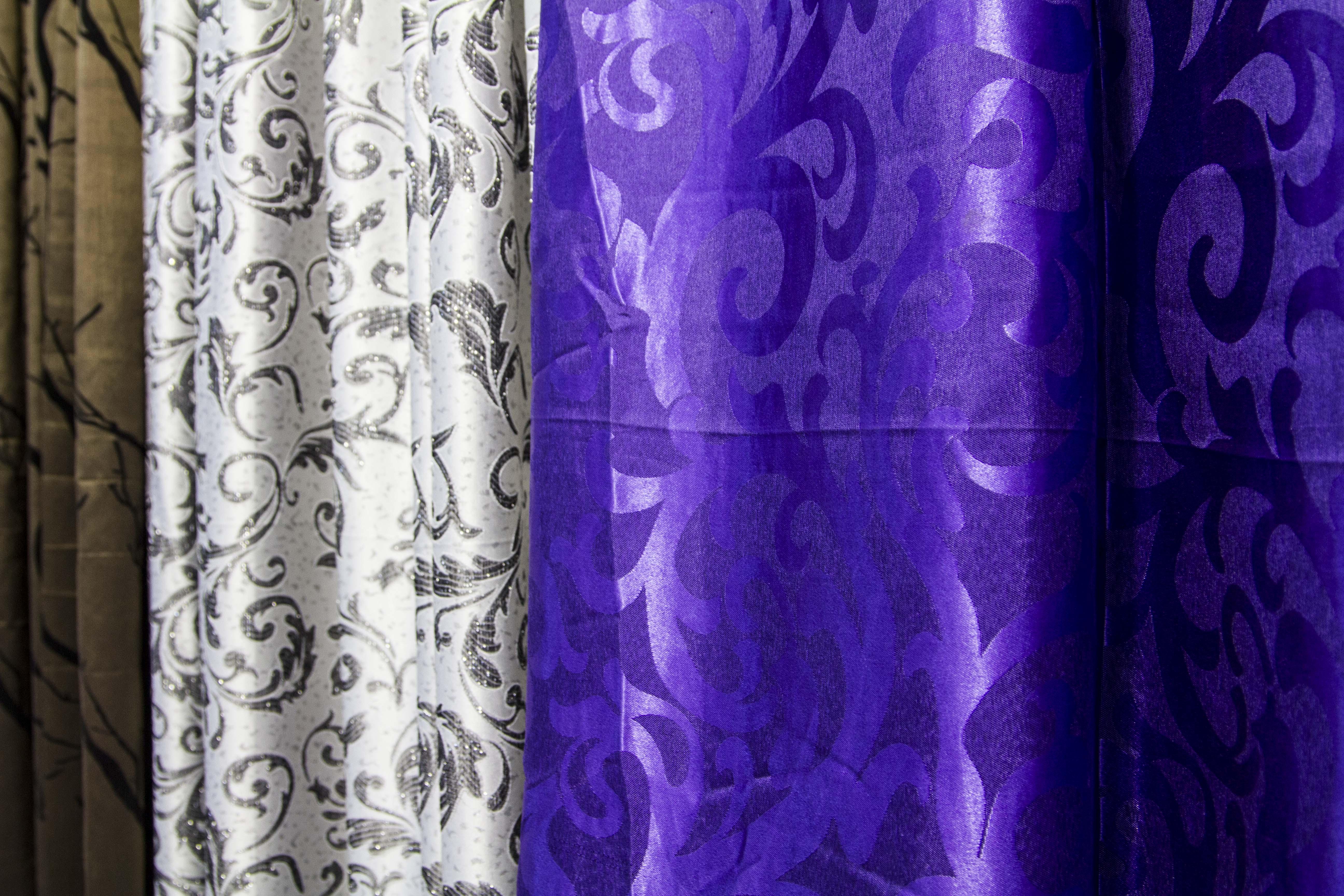 Montana Family Market_Sufi Curtain House_various curtain marterials