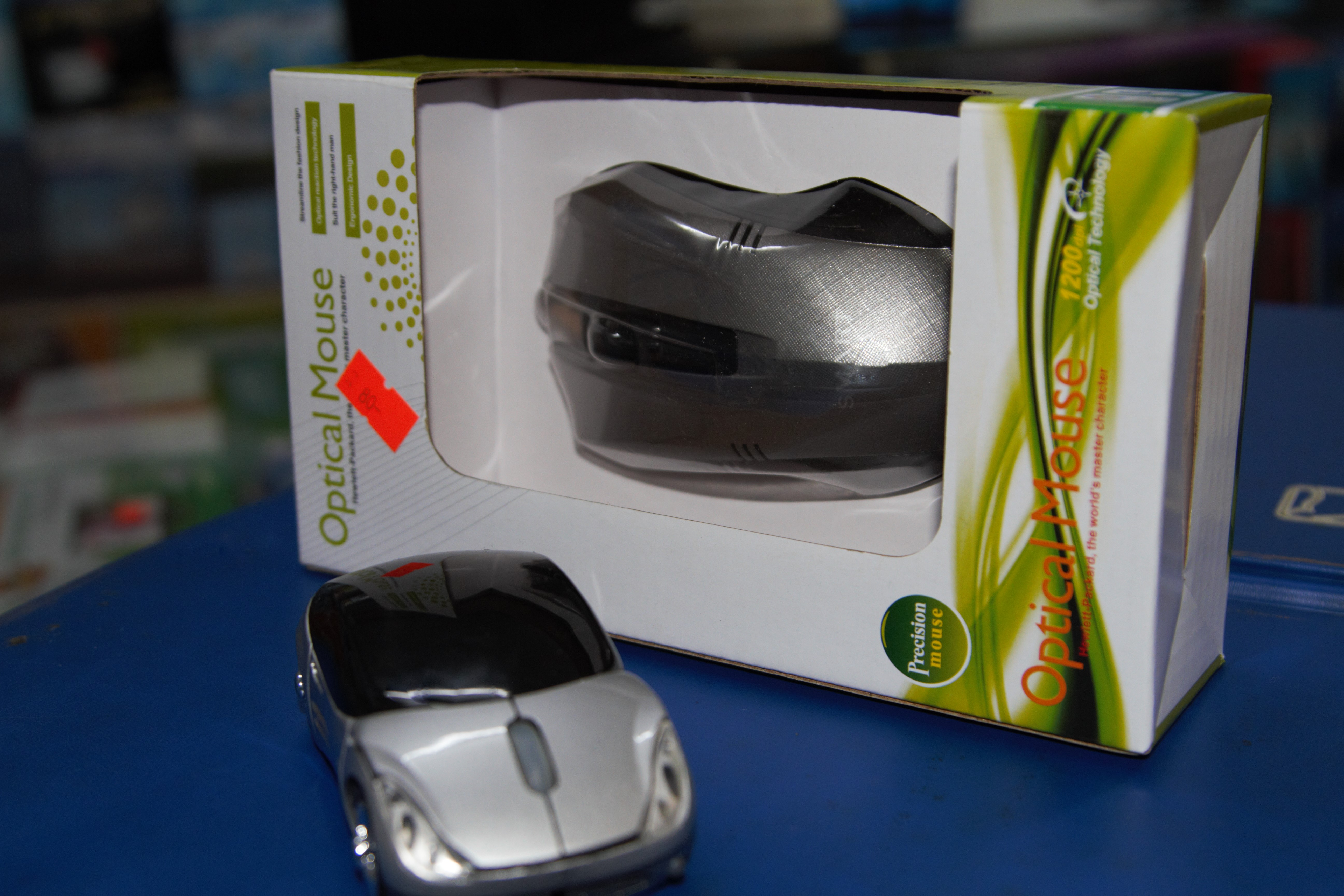 Montana Family Market_House of Electronics_USB connected car shaped mouse