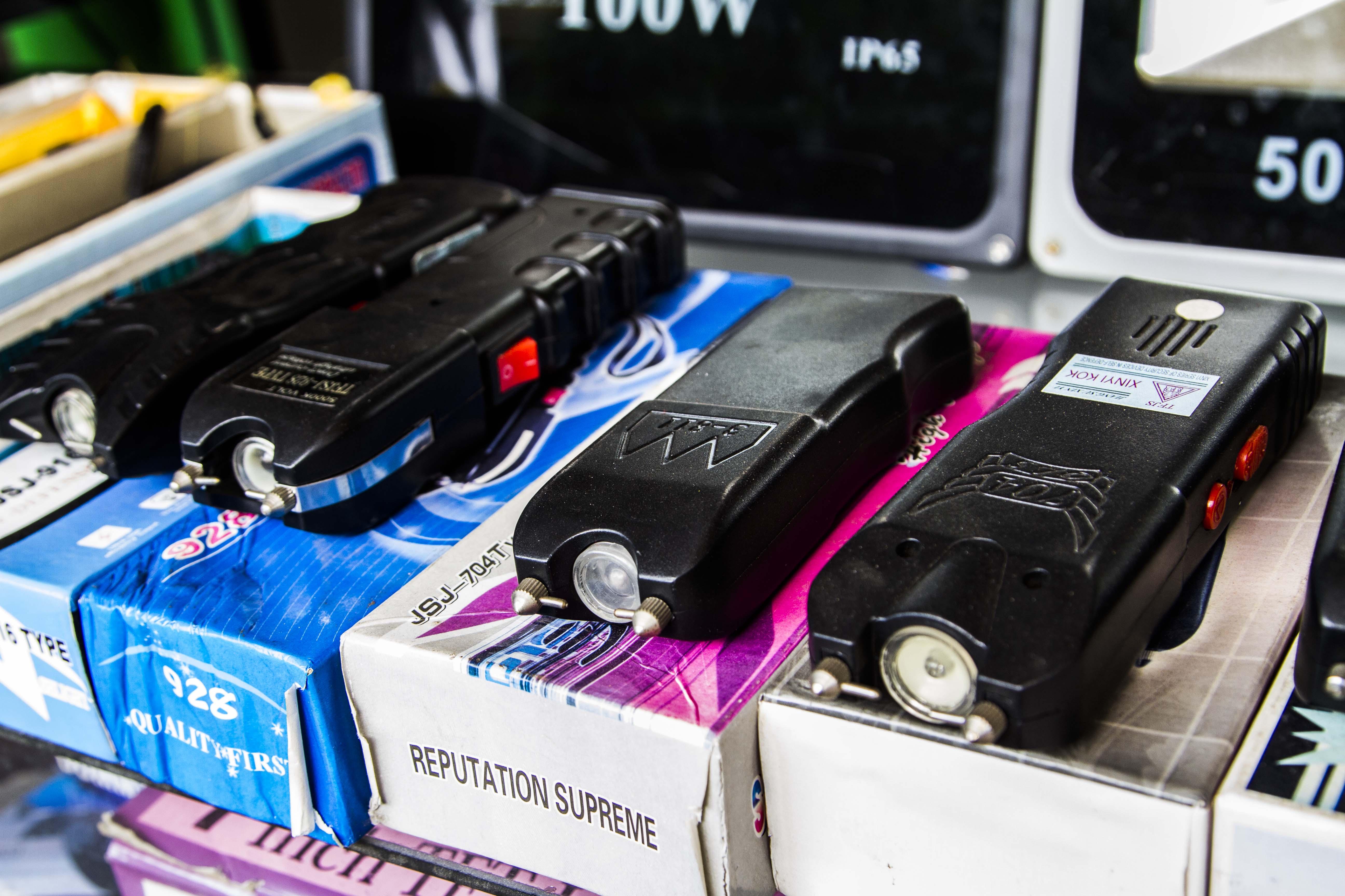 Montana Family Market_Electronics and CCTV Cameras_hand held tasors