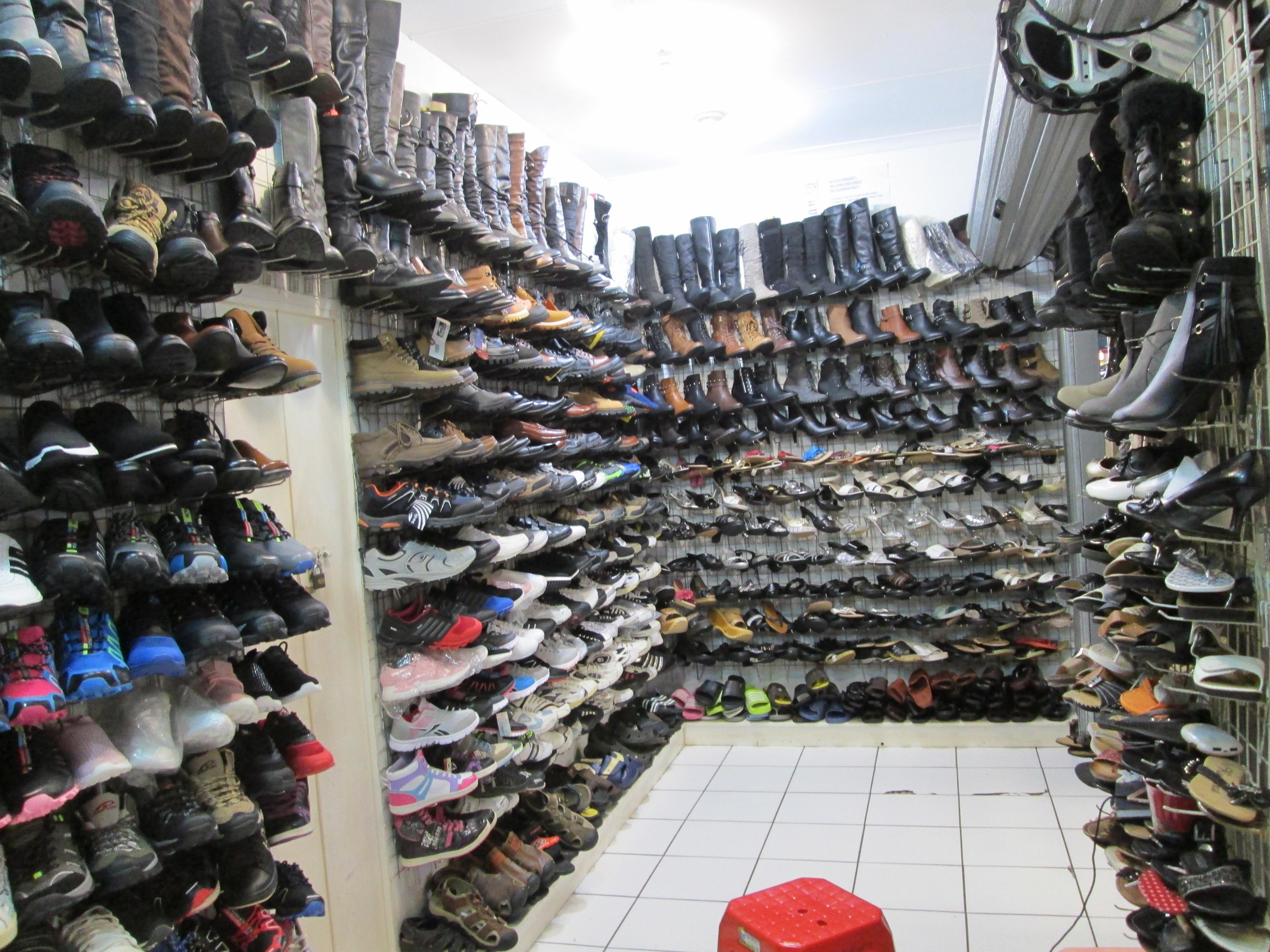 Montana Family Market_Shoes