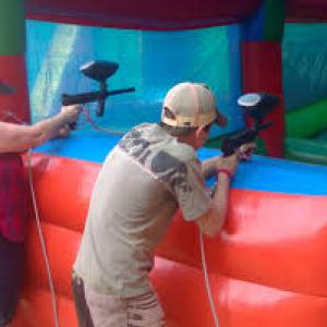 Montana Family Market_Paintball shooting tunnel