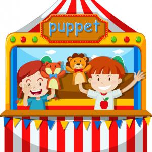 Montana Family Market_Puppet Show