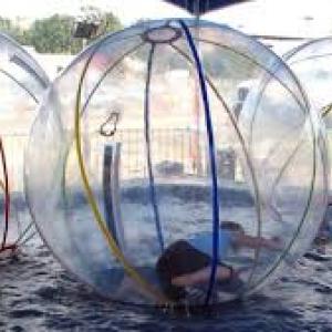 Montana Family Market_Water balls