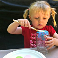 Glass Painting_19 Nov_Montana Family Market_Children Activities