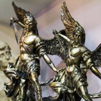 Montana Family Market_Vape Jam & Gift_avenging angels mini statue