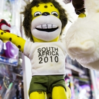 Montana Family Market_2010 South African lion stuffed toy