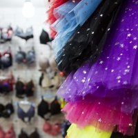 Montana Family Market_Naveed Fashion House_sparkly and colorful tutus