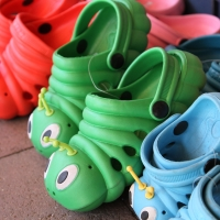 Montana Family Market_Khan's Family Trading_catipillar shaped children's shoes