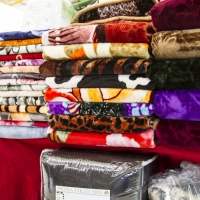 Montana Family Market_Sufi Curtain House_soft, fluffy blankets