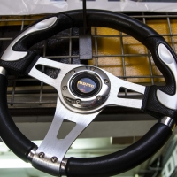 Montana Family Market_Speed & Racing 4 U_stylish black steering wheel