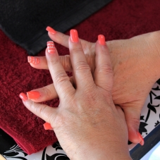 Montana Family Market_Nails on the Run_acrylic gel and tip
