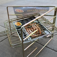 Montana Family Market_Braai & Tools_braai grid and stand