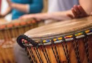 Montana Family Market_African Drumming