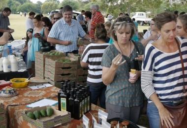 Sunday market Pretoria