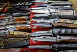Montana Family Market_Awais Trading_different daggers and knives