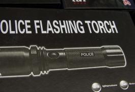 Montana Family Market_Rehman Trading CCTV_police flashlight