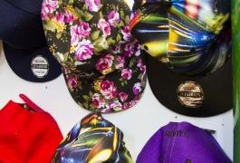 Montana Family Market_Costume Jewelry_fashionable colorful caps