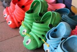 Montana Family Market_Khan's Family Trading_catipillar shaped children's shoes