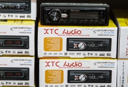 Montana Family Market_Khan's Car Sound_car CD/MP3 player