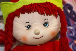 Montana Family Market_rosy cheeked cloth doll