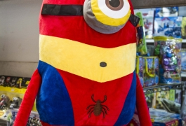 Montana Family Market_Kamal Toy and Hobby_Spiderman minion