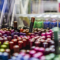 Montana Family Market_Gita Cosmetic_eyeliner sticks in a rainbow of colors