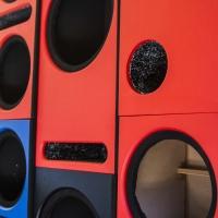 Montana Family Market_Audio Sonic Car Sound_felted car speaker boxes