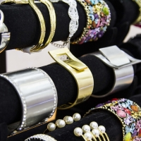 Montana Family Market_Fashion Jewelery_gold and silver bracelets
