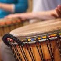 Montana Family Market_African Drumming