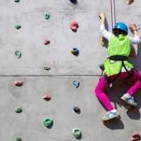 Montana Family Market_Climbing wall