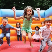 Montana Family Market_Kid's events_Jumping Castle