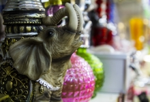 Montana Family Market_Fatema Tobacco_elephant base hookah