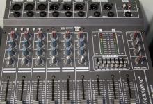 Montana Family Market_Adam's Sound_sound mixer board
