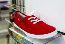 Montana Family Market_Mr. Bronx Original Footwear_red converse tennis shoes