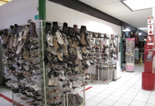 Montana Family Market_Shoe Shop