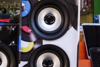 Montana Family Market_SS Cellular and Communication_records designed stand-alone speaker