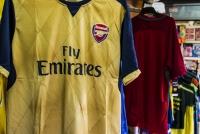 Montana Family Market_Sports Store_Arsenal jersey