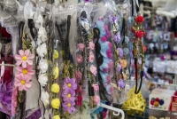 Montana Family Market_Jung Am Accessories_faux flower hair bands
