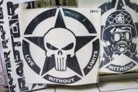 Montana Family Market_Speed & Racing 4 U_skull car stickers