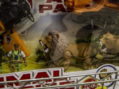 Montana Family Market_park ranger action set