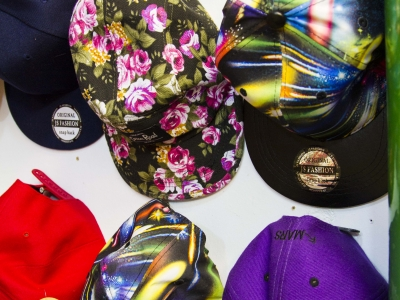 Montana Family Market_Costume Jewelry_fashionable colorful caps