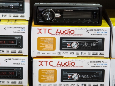 Montana Family Market_Khan's Car Sound_car CD/MP3 player