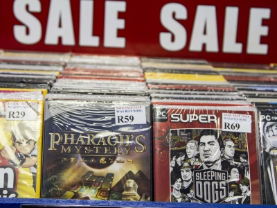 Montana Family Market_DVD & Game Megastore_sales on computer and video games